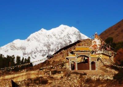 Népal - Manaslu