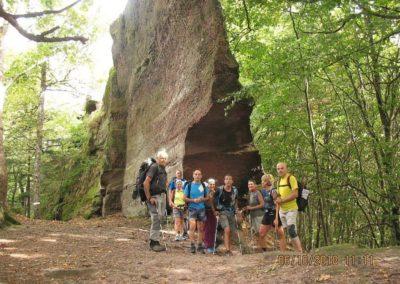 Vosges du Nord – Week-end Sportif