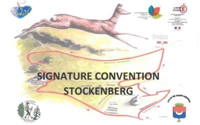 Signature d'une convention entre le collège de Saint-Amarin, la commune et le club vosgien de la vallée de la Thur